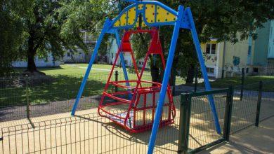 Photo of Integracyjne place zabaw w Ciechanowie