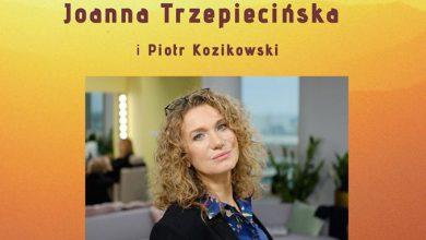 Photo of Joanna Trzepiecińska przeczyta wiersze działdowskiego poety