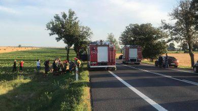 """Photo of Wypadek na """"siódemce"""". Jedna osoba nie żyje"""