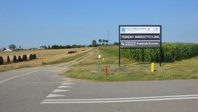 Photo of Nowa droga w podstrefie ekonomicznej w Żurominie ma przyciągnąć inwestorów