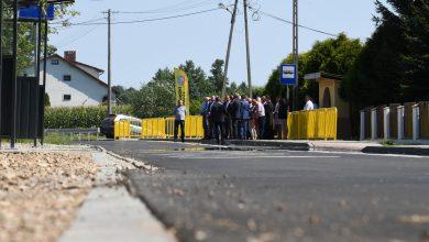 Photo of W gminie Bieżuń oddano drogę za ponad 6 milionów