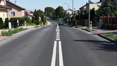 Photo of Ulica Gruduska jak nowa. Droga wojewódzka w Ciechanowie już oddana