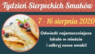 """Photo of Dziś inauguracja """"Tygodnia sierpeckich smaków"""""""
