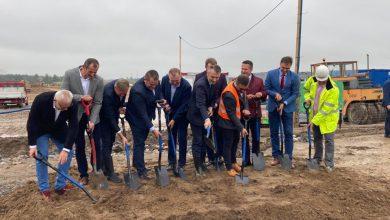 Photo of W Sierpcu ruszyła budowa centrum logistycznego. Będzie praca dla 500 osób