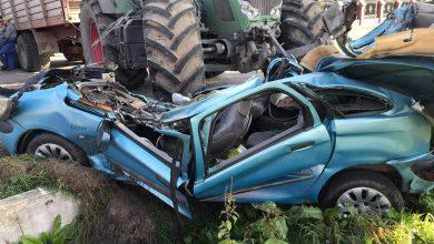 Photo of Tragiczny wypadek pod Zawidzem. Zginęła 43-letnia kobieta