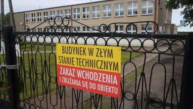 Photo of PINB: Budynek szkoły w Sinogórze nie kwalifikuje się do zamknięcia