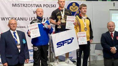 Photo of Mariusz Grotkowski mistrzem Polski w wyciskaniu