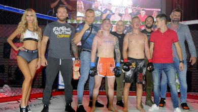 Photo of Pierwsza gala MMA w Lidzbarku za nami