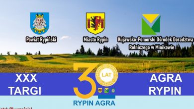 Photo of 30. Targi Rypin Agra już w ten weekend