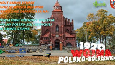 Photo of W gminie Stupsk odbędą się powiatowe obchody rocznicy wojny polsko-bolszewickiej