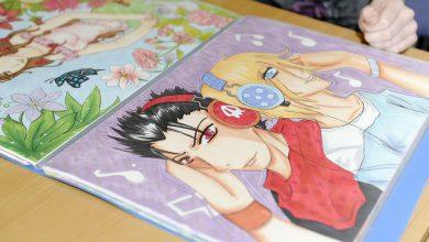Photo of Japońskie komiksy w żuromińskiej bibliotece
