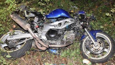Photo of Nie żyje 17-latek z gminy Lubowidz. Jego motocykl uderzył w drzewo