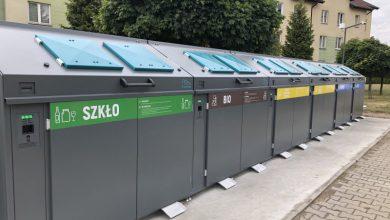 Photo of W Ciechanowie zamontowano inteligentne kosze na śmieci