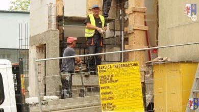 Photo of W działdowskim zespole szkól zamontowano zewnętrzną windę