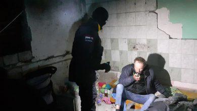Photo of Zimowa akcja pomocy bezdomnym Grupy Zalewski Patrol