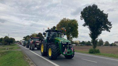 Photo of Rolnicy z naszego regionu dołączyli do ogólnopolskiego protestu