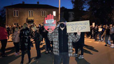 """Photo of Tłumy przeszły ulicami Mławy. """"Chcemy decydować o sobie"""""""