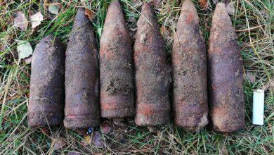 Photo of Ponad 30 niewybuchów znaleziono w Jabłonowie