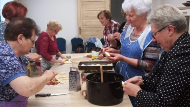 Photo of Seniorzy pokazywali swoje kulinarne umiejętności