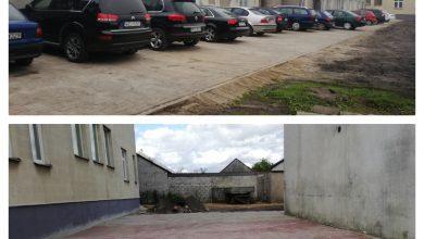 Photo of Mieszkańcy Lutocina mają nowy parking