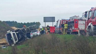 Photo of Śmiertelny wypadek w Dłużniewie