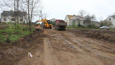 Photo of Drogowe inwestycje w Wieczfni Kościelnej. Trzy odcinki w remoncie