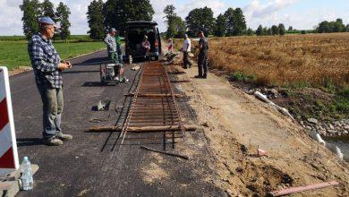 Photo of Kolejny etap remontu drogi między Mdzewem a Bogurzynkiem zakończony