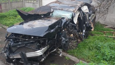 Photo of BMW dachowało pod Chromakowem. 25-letni kierowca w szpitalu