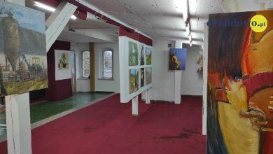 Photo of Wystawa Andrzeja Walaska w działdowskich koszarach