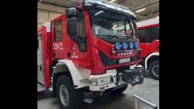 Photo of Ochotnicy z Turzy Małej otrzymali wóz strażacki