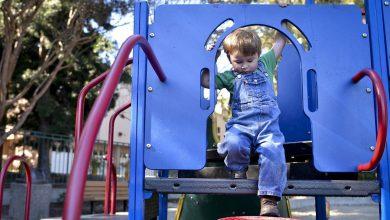 Photo of Budowa placu zabaw w Rościszewie na półmetku. Gmina stara się o kolejne pieniądze