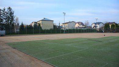 Photo of Nowa nawierzchnia na boisku w Sierpcu