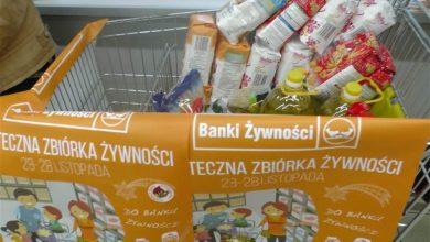 Photo of Można pomóc potrzebującym. Rusza Świąteczna Zbiórka Żywności