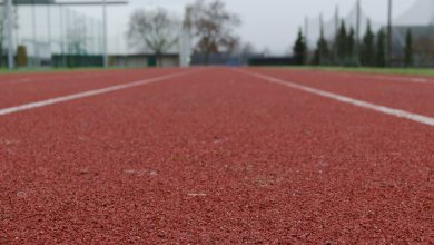 Photo of Rościszewo odnawia infrastrukturę sportową. Nowa bieżnia, skocznia i piłkochwyty