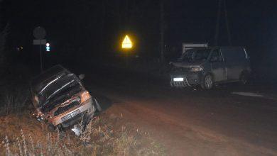 Photo of 16-latek spowodował wypadek samochodowy