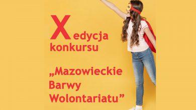 Photo of Sierpczanin laureatem konkursu Mazowieckie Barwy Wolontariatu