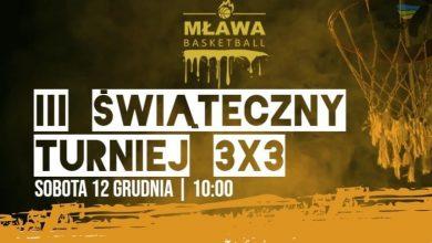 Photo of Ogólnopolski turniej koszykarski w Mławie