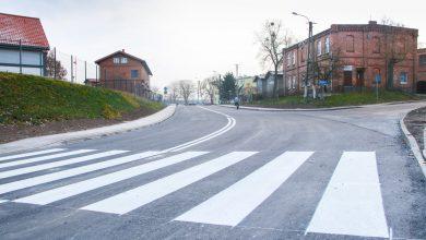 Photo of Przebudowany fragment ulicy Jagiellońskiej w Iłowie-Osadzie