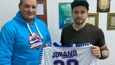 Photo of Nowy zawodnik Juranda Ciechanów