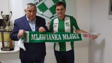 Photo of Mławianka Mława ma nowego trenera