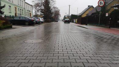 Photo of Przebudowane centrum Glinojecka