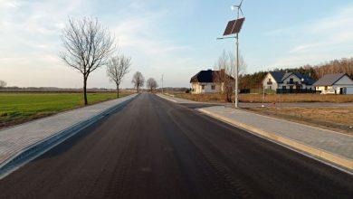 Photo of Kończy się remont ważnej ulicy Strzegowa