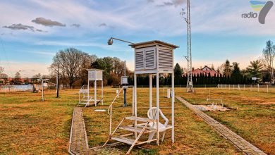 Photo of Stacja meteo w Zielonej