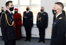 Photo of Sierpczanin został rektorem-komendantem Szkoły Głównej Służby Pożarniczej