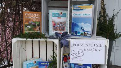 Photo of Gmina Płośnica z książkowym poczęstunkiem