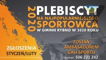 Photo of Trwa zgłaszanie kandydatów na najpopularniejszego sportowca gminy Rybno