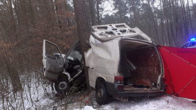 Photo of Śmiertelny wypadek pod Lidzbarkiem [ZDJĘCIA]