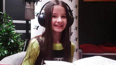Photo of Gość Radia 7: Maja Stańczak – 10-letnia wokalistka z Żuromina (audycja z 5.02.2021)