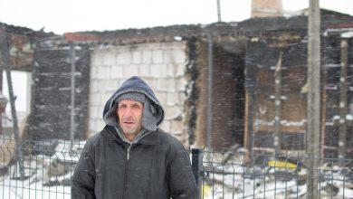 Photo of Trwa zbiórka na odbudowę domu Ryszarda Wysockiego z Huty