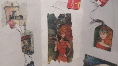 Photo of W Działdowie można obejrzeć obrazy na herbacianych torebkach